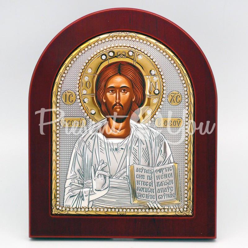 Икона «Христос Спаситель», 15х19 см.