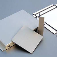 Производство кассет из АКП листа
