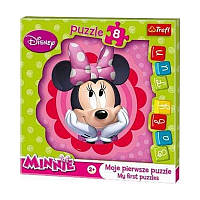 "Пазлы-макси ""Disney. Minnie"" 36117 Trefl, 8 дет"