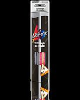 Набор графитных треугольных карандашей НВ 12 Марко Grip-Rite