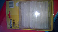 Карман для карт доступа FELLOWES 56х86мм пластик,зажим