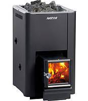 Дровяная печь для бани и сауны Harvia 20 SL Boiler