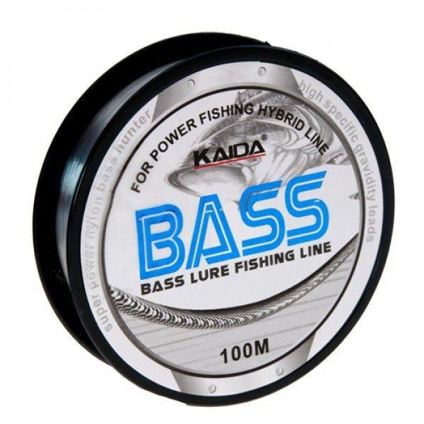 Леска Kaida Bass 100m