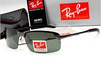 Солнцезащитные очки поляроиды Ray Ban