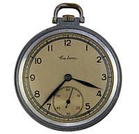 Салют карманные механические часы