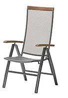 Стул-кресло складное (дерево)  5-позиционный
