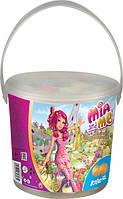 Мелки цветные Jumbo, 15 шт. Mia and Me,MM16-074