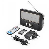 Часы настольные VST 785 с радио USB SD, электронные радиочасы, многофункциональные часы с FM-приемником