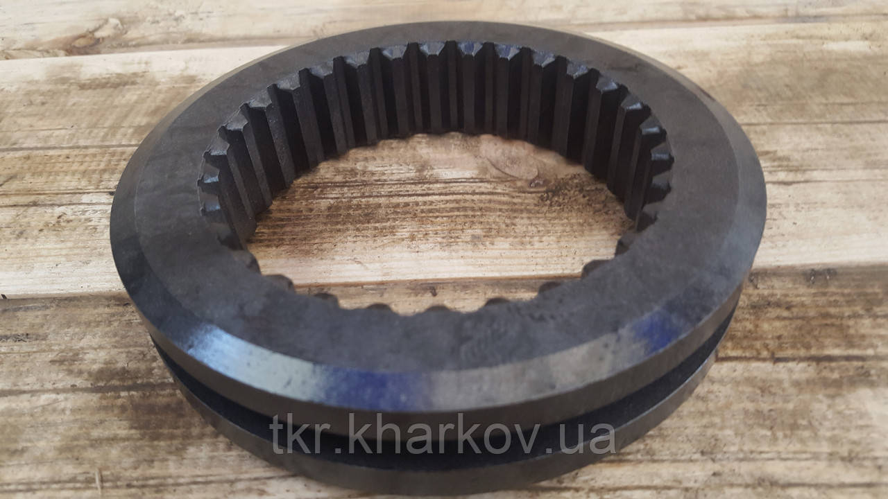 Муфта зубчатая КПП Т-150К (151.37.221) Z=30 включения рядов