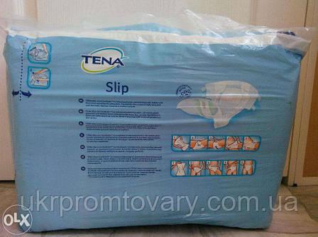 Подгузники для взрослых TENA Slip Super размер L и М 30 шт, фото 2