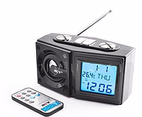 Часы с радио VST 786 FM USB SD, электронные радиочасы, часы с FM-приемником, электронные часы для дома