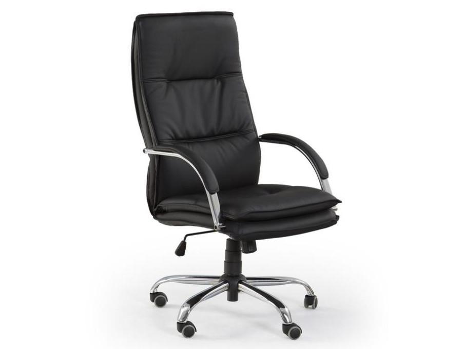 Компьютерное кресло STANLEY черный Halmar