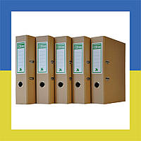 Папка - регистратор (сегрегатор) А4/70 ECOline (крафт)