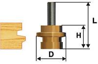 Фреза комбинированная универсальная ф41.3х29, хв. 12мм (арт.10615)