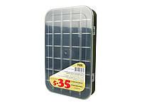 Коробочка 35 ячеек со съемными перегородками Aquatech 7035(300*200*45мм)