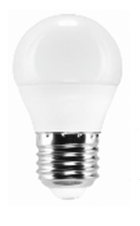Лампа светодиодная G45 3W E27 4000К 270 Lm LEDSTAR