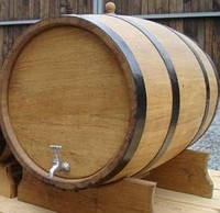Бочка дубовая для вина 150л