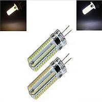 Світлодіодна лампа G4 5W 220V 104pcs smd3014