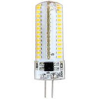 Світлодіодна лампа G4 5W 220V 104pcs smd3014 Теплий білий