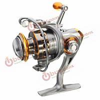 Катушка для рыбалки на морскую рыбу металлическая