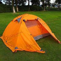 Палатка туристическая непромокаемая для 2х двойная