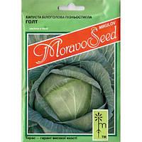 Семена капусты б/к Голт F1 100 грамм Moravoseed