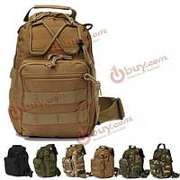 Рюкзак тактический военный на одно плечо