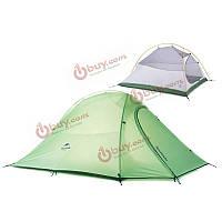 Палатка двухместная двойная 4 сезона Naturehike