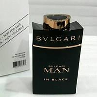 Bvlgari Man in black Тестер 100ml edp тестер оригінал