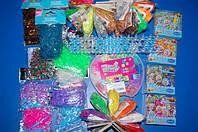 Резиночки для плетения браслетов по 300 шт