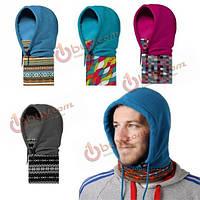 Капюшон-шарф маска согревающая лицо для лыжника