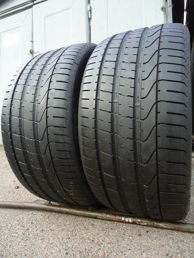 285/35/21 Pirelli P Zero RunFlat (12год) шины летние 6-7мм