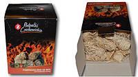 Разжигатели огня Czechowice парафинированные древесные волокна в картонной упаковке 32 шт.