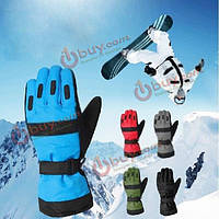 Перчатки зимние лыжные непромокаемые