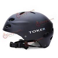Шлем защитный для катания на скейтборде Токеро