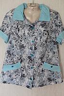 Блуза жіноча великого розміру, фото 1