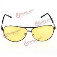 Солнцезащитные очки желтые поляризованные УФ защита uv400