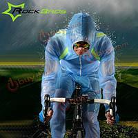 Плащ дождевик костюм непромокаемый Rockbros