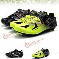 Обувь велосипедная специальные мужские кроссовки для велоспорта