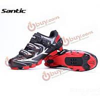 Обувь велосипедная специальные фиксирующие ногу кроссовки Santic