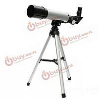 Телескоп астрономический монокуляр рефракционный F360x50 высокого расширения HD