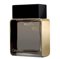 Оригинал Calvin Klein Liquid Gold Euphoria For Men 100ml edt - Кельвин Кляйн Ликвид Голд Эйфория Мен