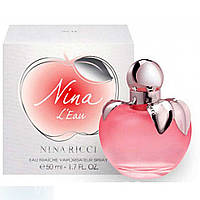 Женские духи Nina L'Eau Nina Ricci 30мл Sun.Splash №115