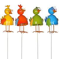 Фигурка для сада Цыплята Greenware