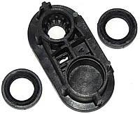 Крышка с присоединительными патрубками (интерфейс) Chaffoteaux Elexia, артикул 65105092, код сайта 4228