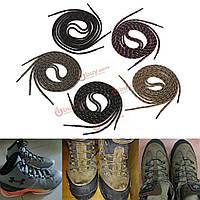 На открытом воздухе ходьба треккинг шнурков эластичный туризм восхождение обуви кружева спорта Обжимные