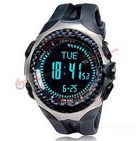 Spovan минго спортивный функциональный напольный цифровой компас пешие прогулки часы