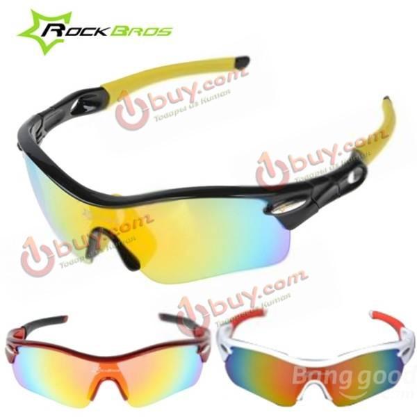 Rockbros велосипед Велоспорт поляризованные солнцезащитные очки очки очки