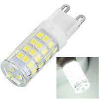 Светодиодная лампа G9 5W 220V 51pcs SMD2835, фото 1