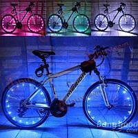 Велосипед колеса клапан говорил LED Лампа рефлектор